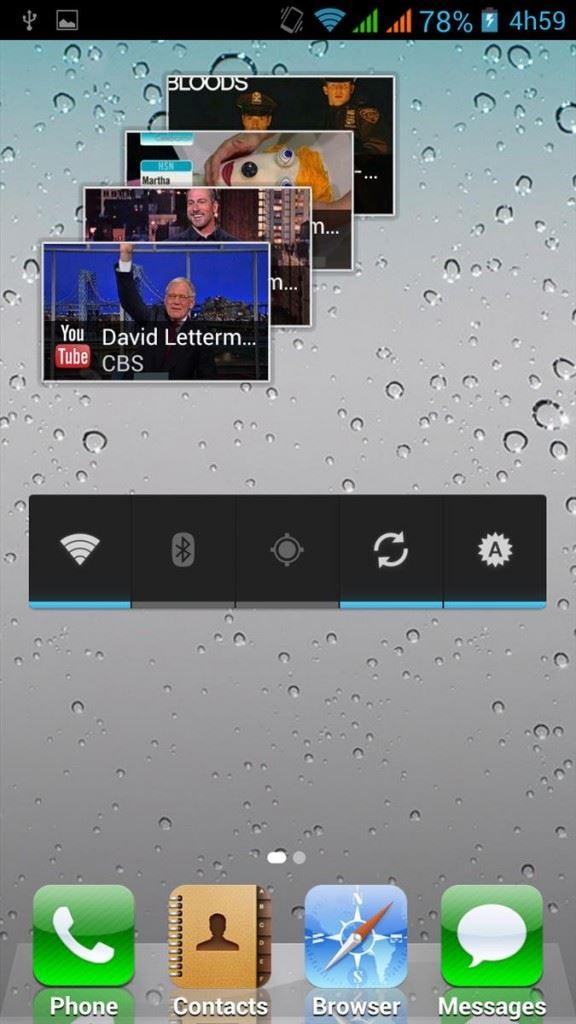 Превращаем Android В Ios