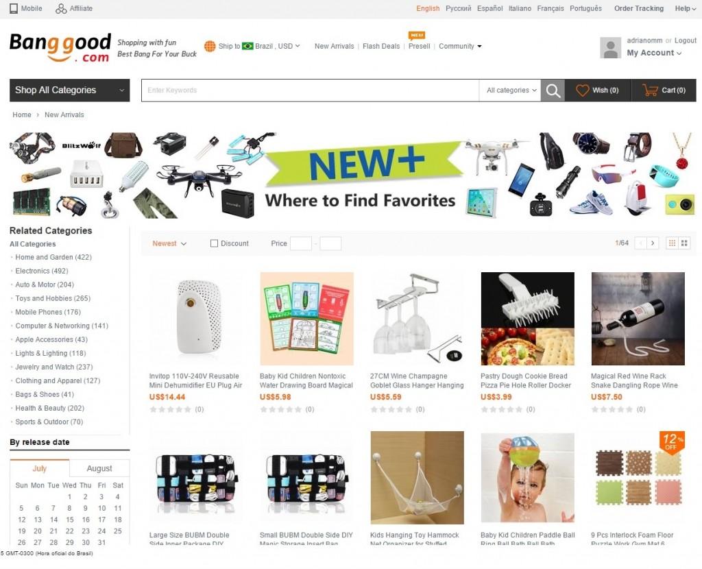 Banggood New Arrivals - Neueste und Beste