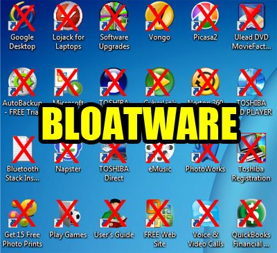 Removing Bloatware on Android   Everything comes from China