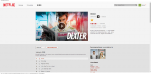 Watch Dexter Online   Netflix