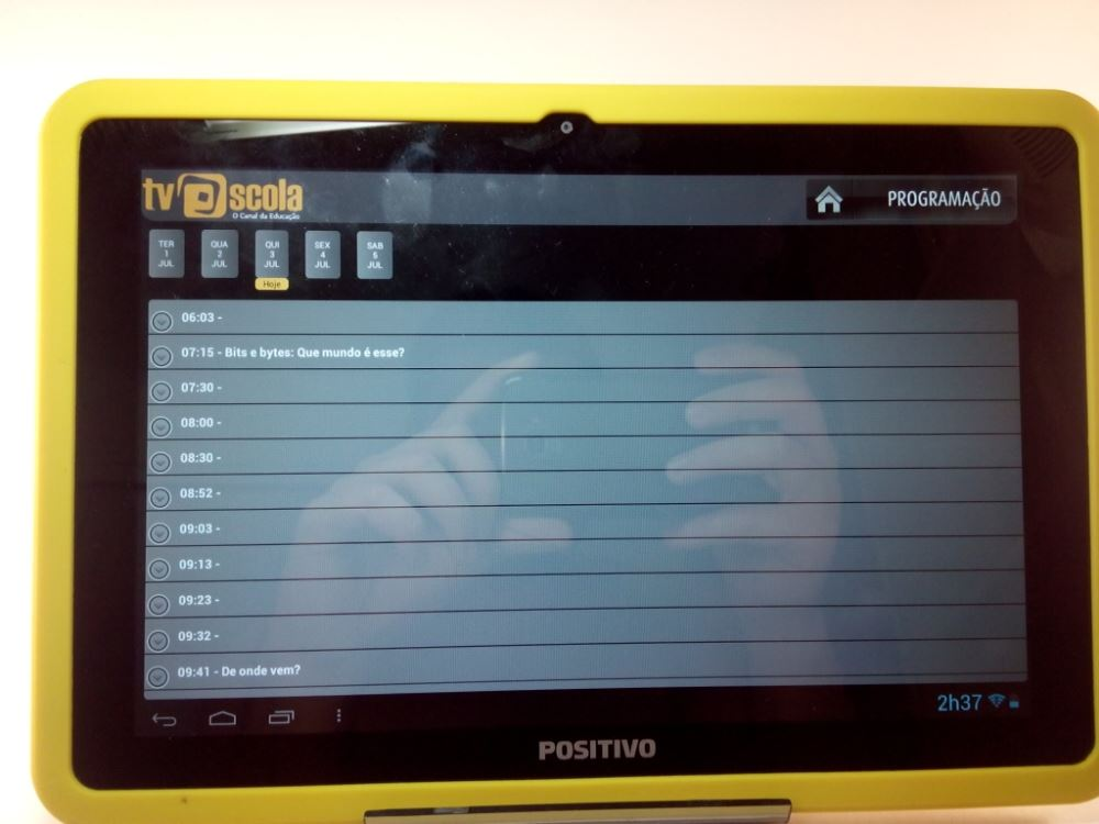 flash player para tablet positivo ypy